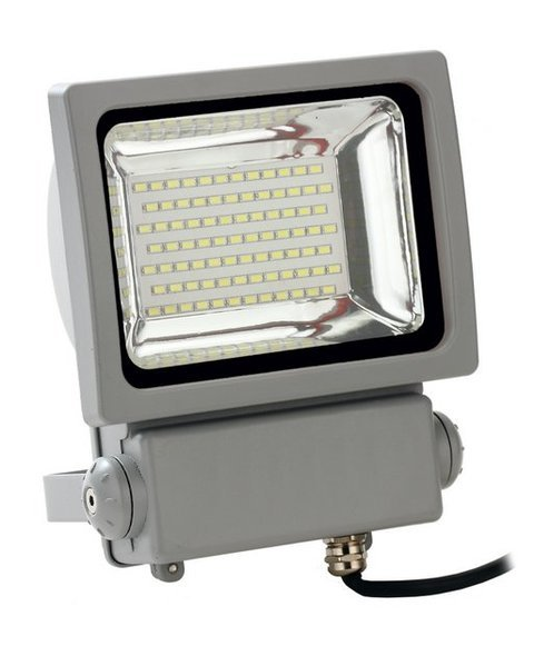 Grupo Empresarial PLAZALED - PROYECTOR DE LED PARA EXTERIOR, 50W - PLAZALED rótulos led electrónicos, pantallas led electrónicas