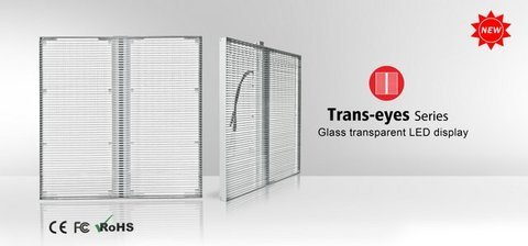 Grupo Empresarial PLAZALED - PANTALLAS LED ELECTRÓNICAS® TRANSPARENTE - PLAZALED rótulos led electrónicos, pantallas led electrónicas