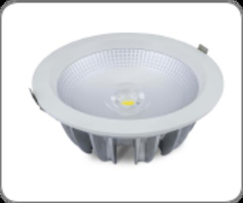 Grupo Empresarial PLAZALED - EMPOTRABLE DE TECHO 50W - PLAZALED rótulos led electrónicos, pantallas led electrónicas