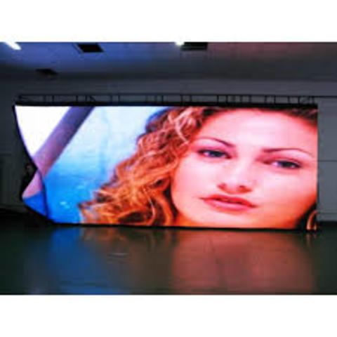 Grupo Empresarial PLAZALED - TELÓN DE LED FULL COLOR - PLAZALED rótulos led electrónicos, pantallas led electrónicas