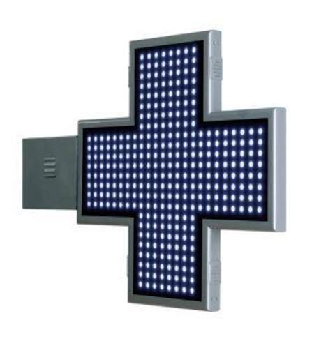 Grupo Empresarial PLAZALED - CRUZ ELECTRÓNICA DE LEDS PARA CLÍNICAS - PLAZALED rótulos led electrónicos, pantallas led electrónicas