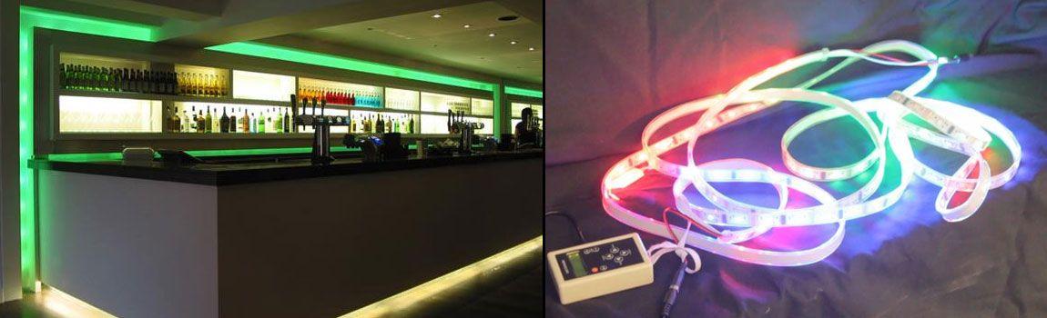 Grupo Empresarial PLAZALED - Servicios -  PLAZALED rótulos led electrónicos, pantallas led electrónicas